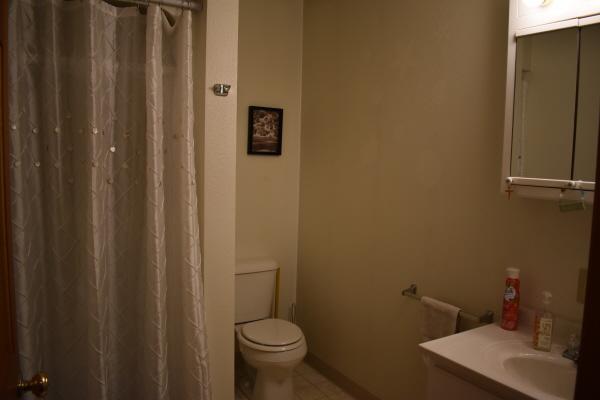Bathroom at FishInn