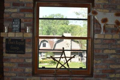 Window at FishInn
