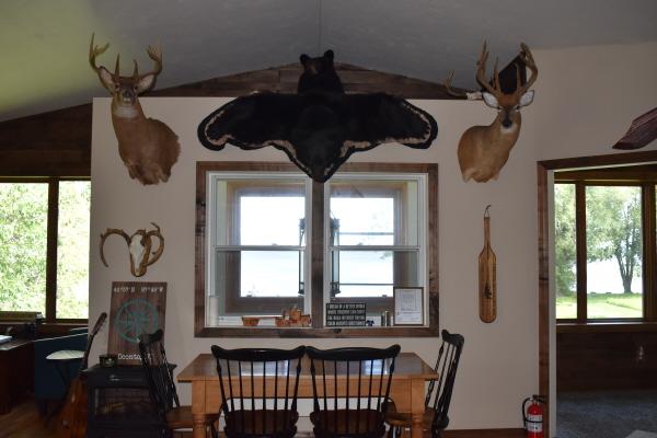 Dining room at FishInn