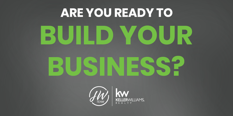 Building Your Business – October 31st