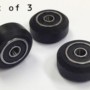 Wheels Sealed Bearings 3D Printer