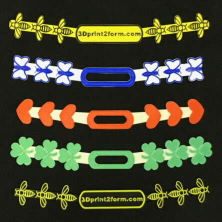 Ear Comfort Straps Colorful Themes