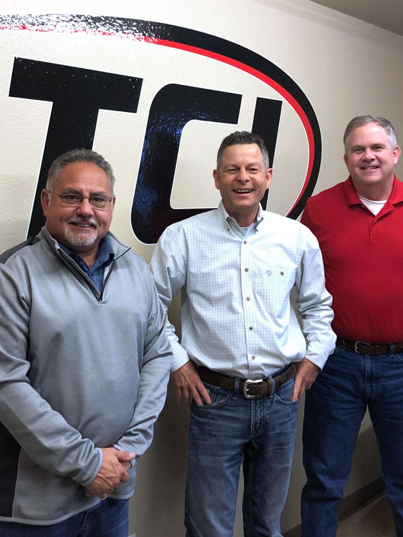TCI Management Team