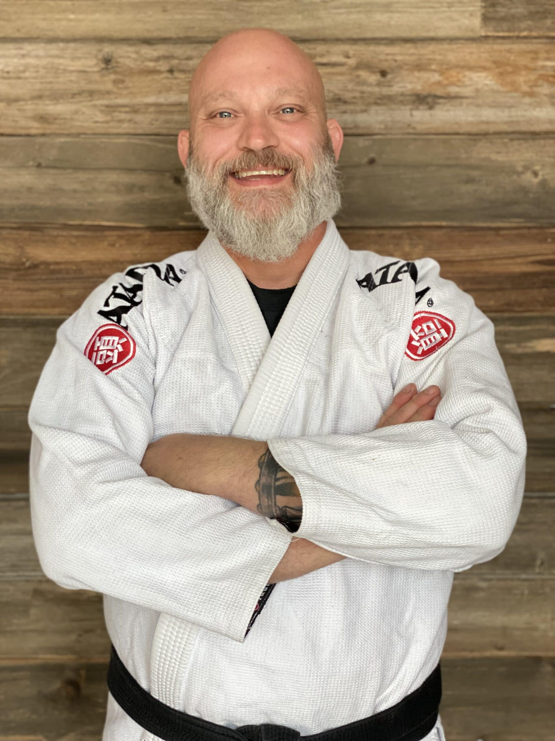 Coach Brian - Jiu-Jitsu In Blaine MN