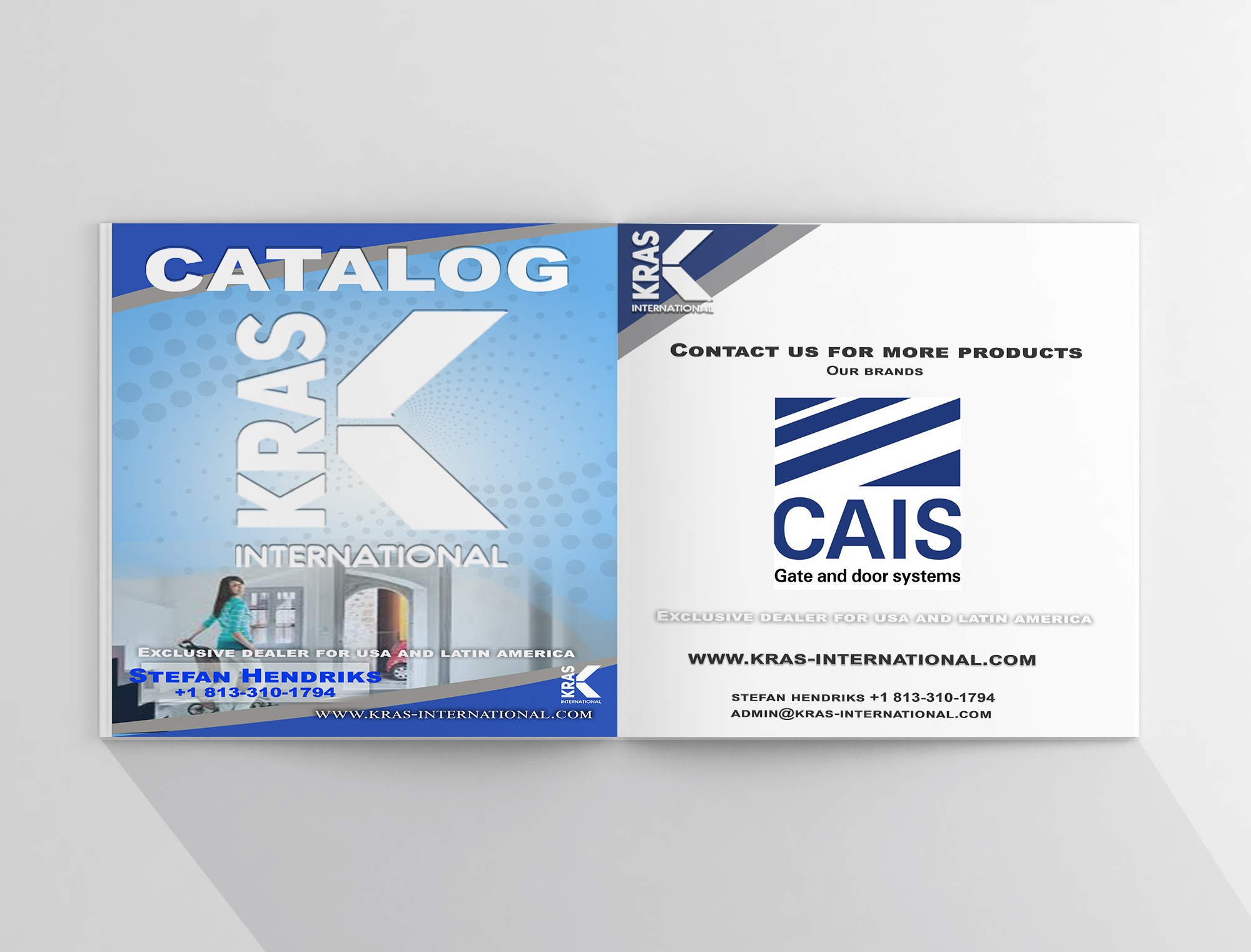 Some of our products CAIS