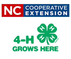 NC Cooperative Extension and 4-H logos
