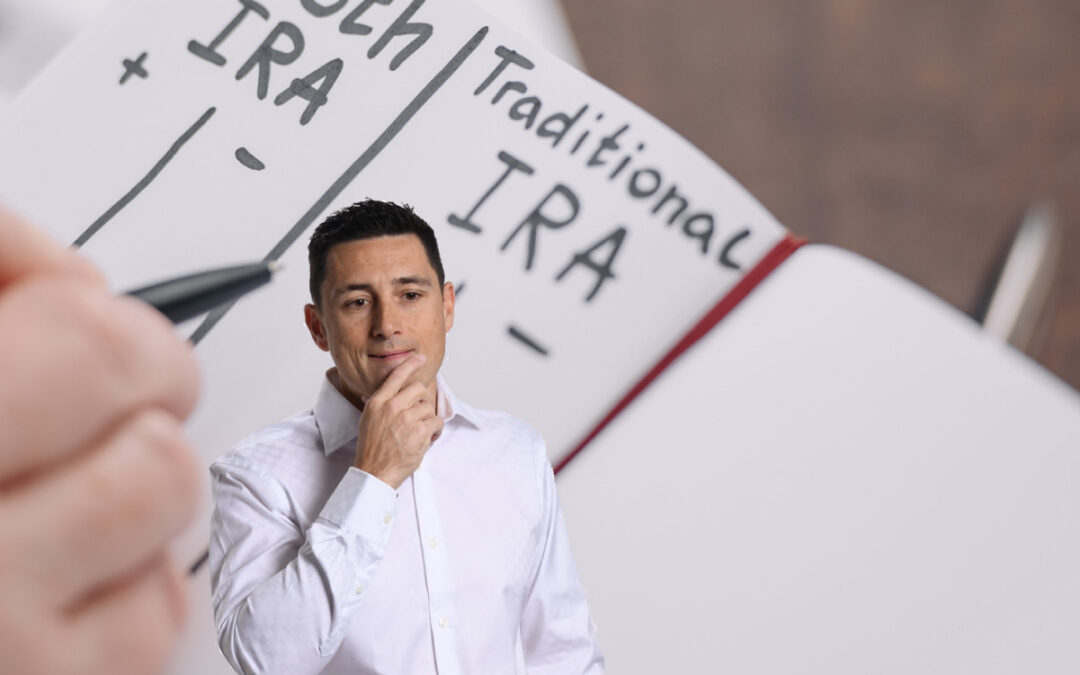 3 Considerations for Choosing between a ROTH and Traditional IRA