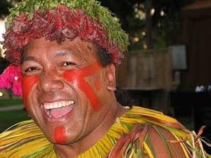 Chief Sielu of Chiefs Luau