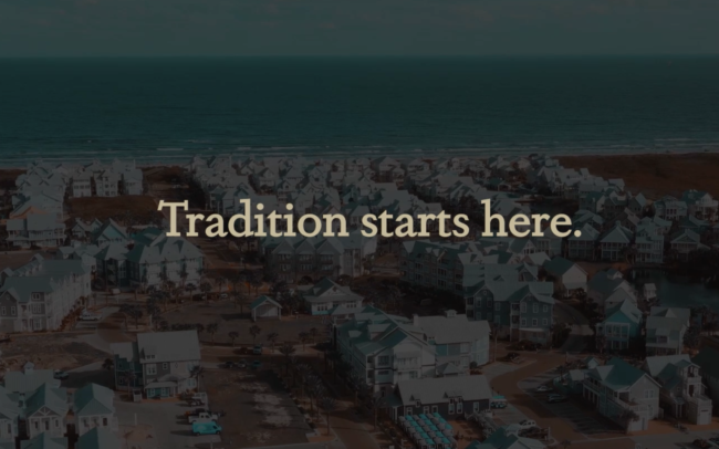 Cinnamon Shore Port Aransas Marketing Video Knightstorm