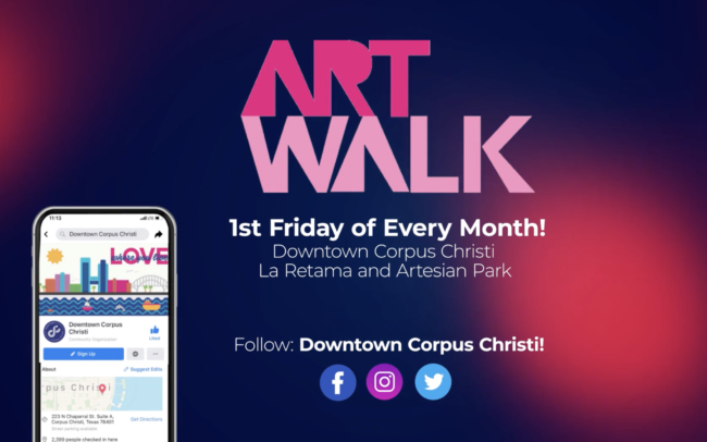 Corpus Christi Downtown Art Walk Commercial by Knightstorm Productions
