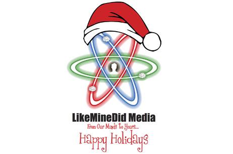 Happy Holidays LIkeMineDid Media