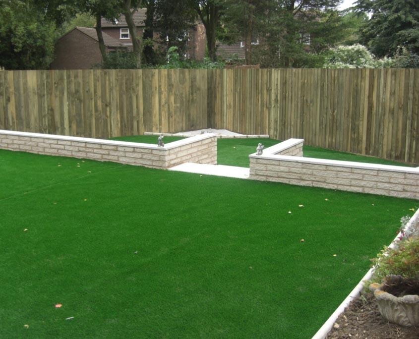 Artificial Lawn Installation