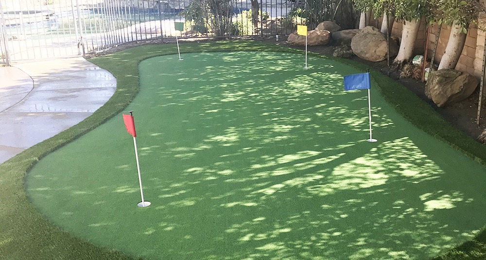 Artificial Lawn Installation Davenport IOWA