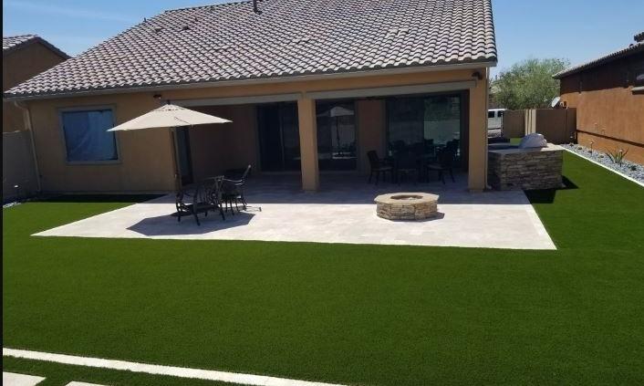 Artificial Lawn Installation Dallas Texas