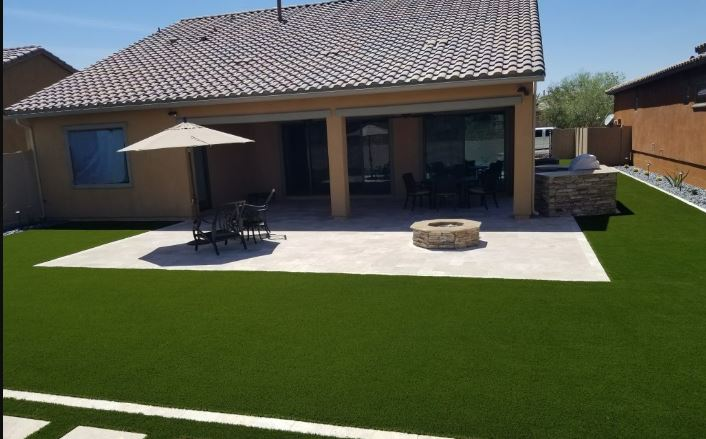 Artificial Lawn Installation Dallas Texas