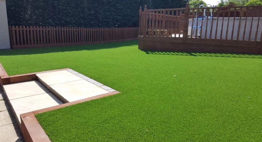 Artificial Lawn Installation Houston Texas