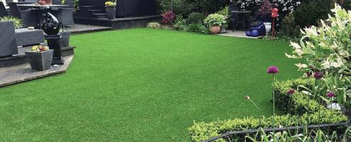 Artificial Grass Lawns