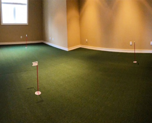 Outdoor Putting Green Kits