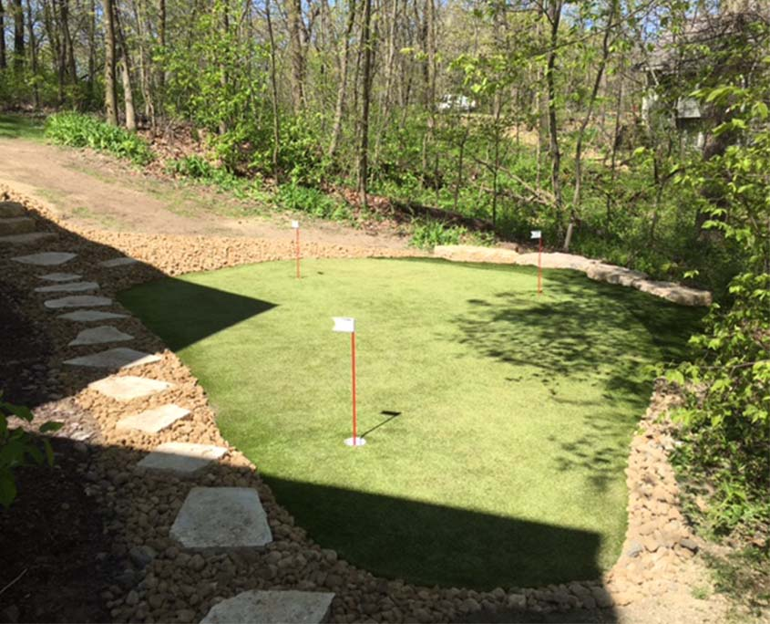 Artificial Putting Green Kits