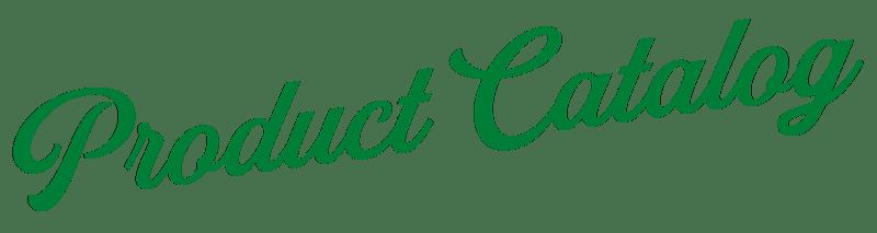 Product Catalog Logo