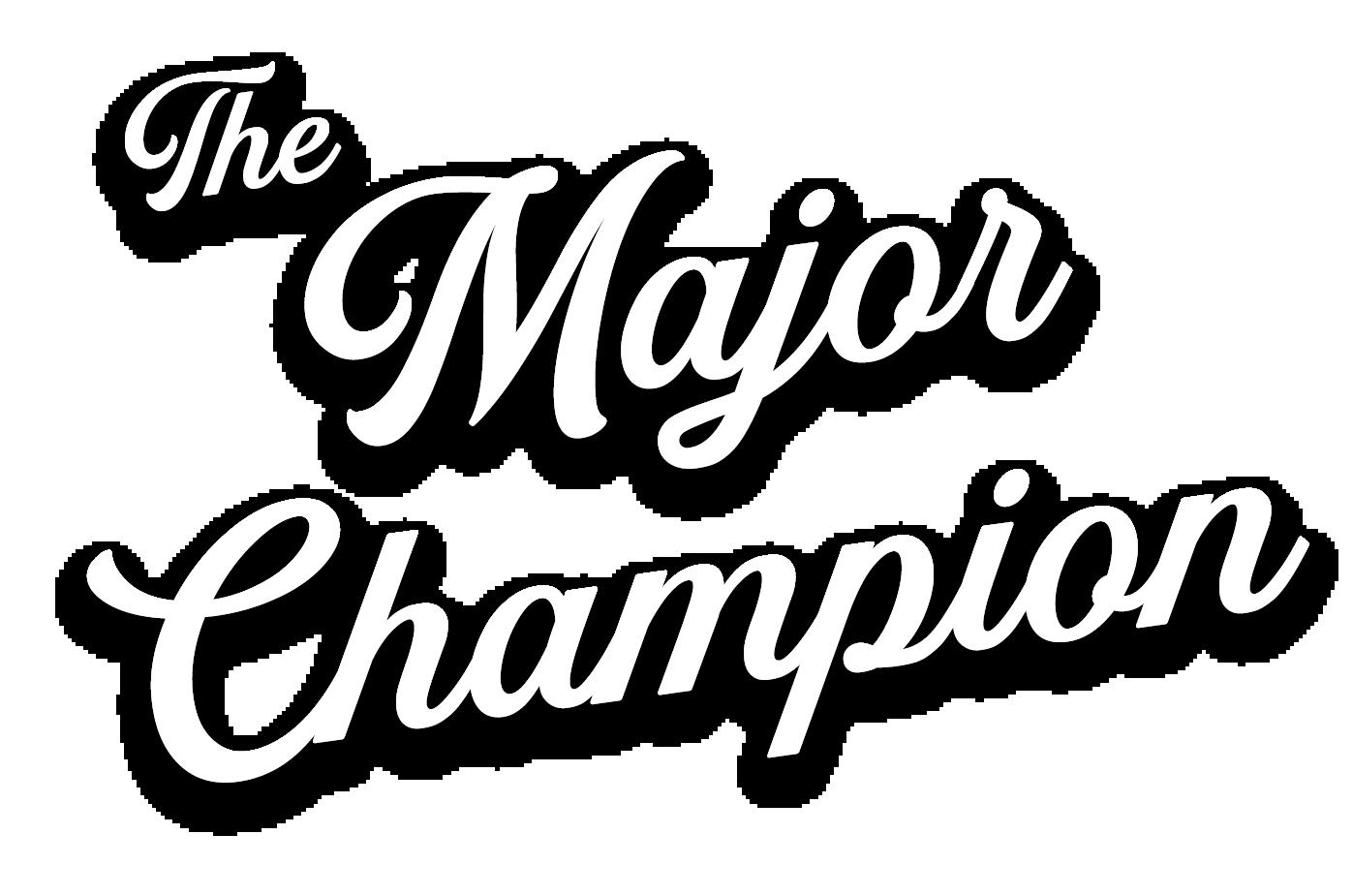 The Major Champion Logo