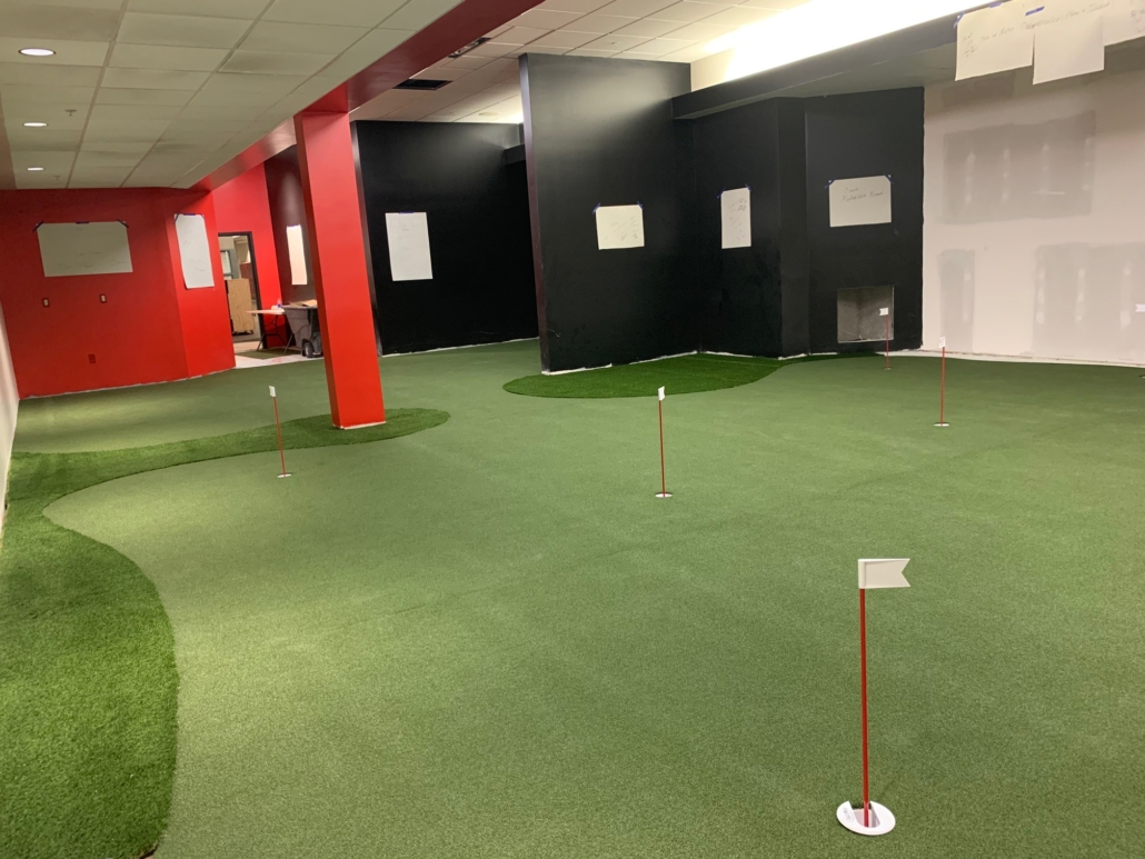 Home Golf Green