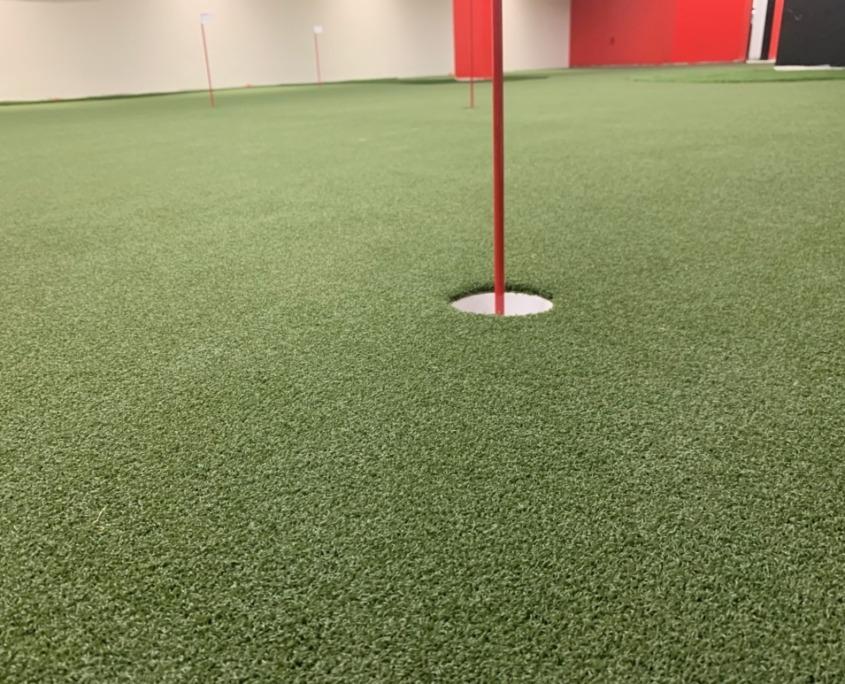 Artificial Putting Green Installation in Bellevue