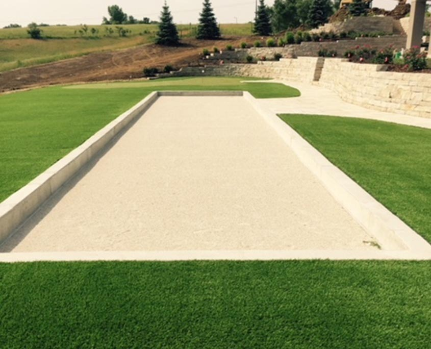 Artificial Putting Green Installation in Minneapolis