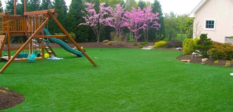 Artificial Putting Green Installation in Columbia