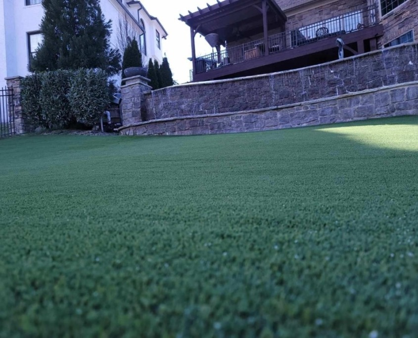 Artificial Putting Green Installation in Rockford, IL