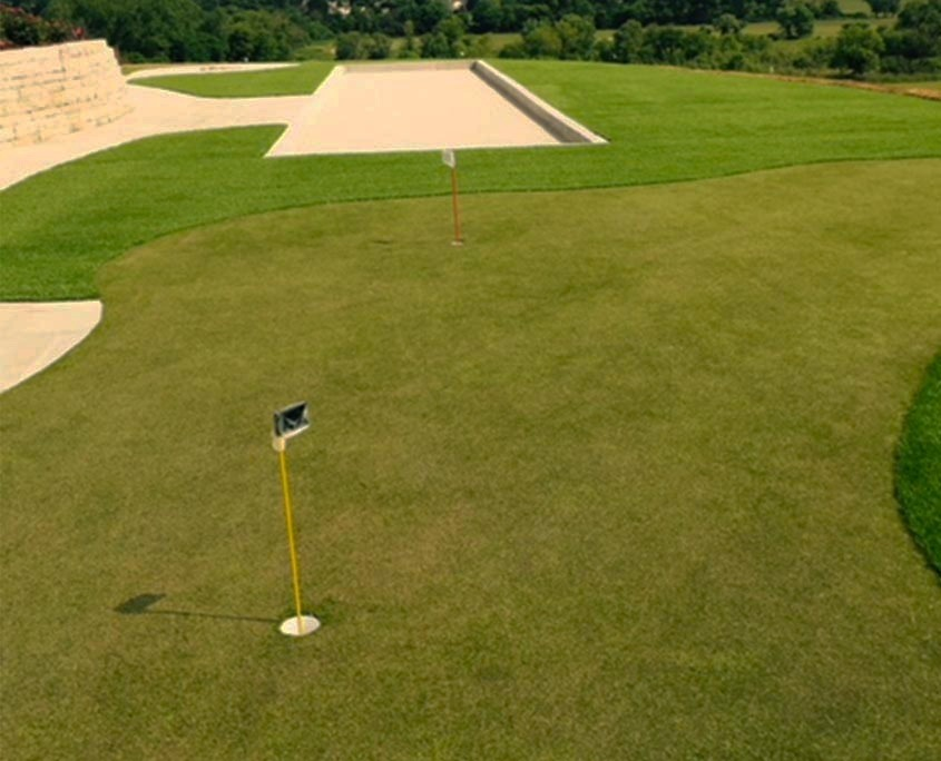Artificial Putting Green Installation in Springfield, MO