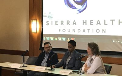 Building Community Capacity: Conversation at California Environmental Protection Agency