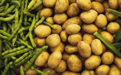 Potato & Green Bean Salad with Dijon Vinaigrette