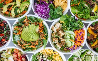 Salads & Vinaigrettes