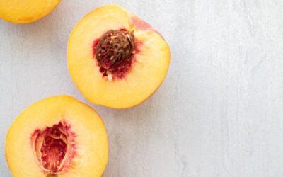 Fresh Peach Salsa