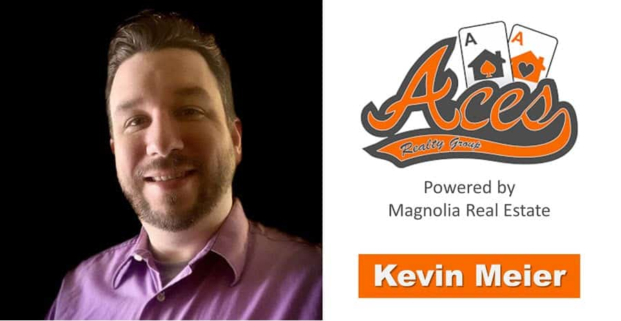 Kevin Meier agent - Aces Realty Group