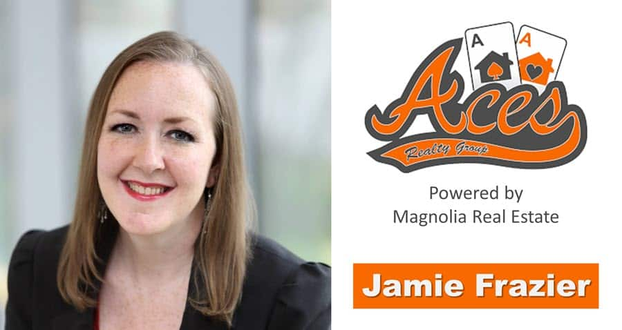 Jamie Frazier w Aces Realty Group