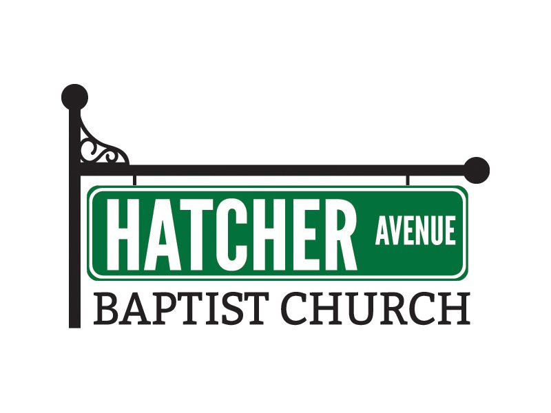 Hatcher Baptist Church Logo