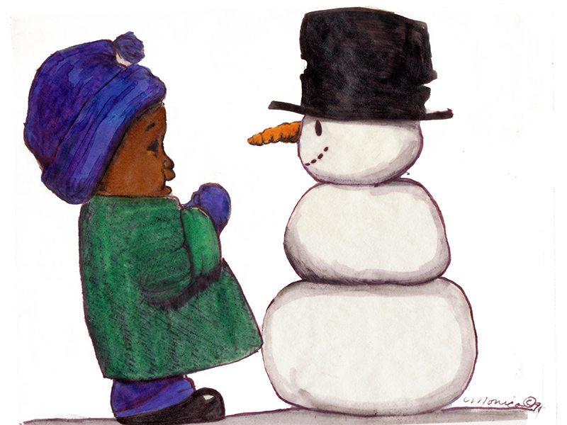 Christmas Card Series