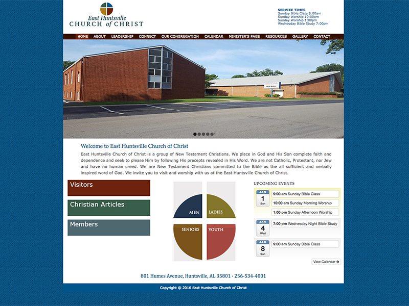 East Huntsville Church of Christ