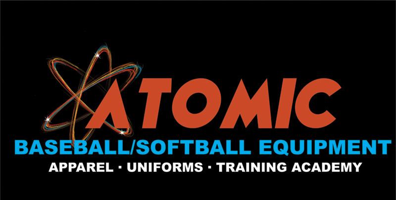 Atomic Baseball Logo
