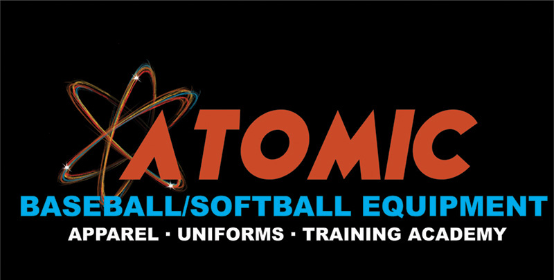 Atomic Baseball Logo
