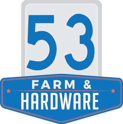 Hwy 53 Farm & Hardware logo