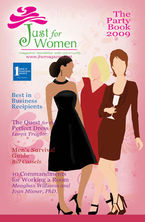Just for Women Magazine Cover
