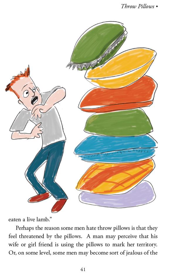 Bill Cassels Book Interior Page