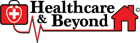 HEALTHCARE AND BEYOND Logo LO Res
