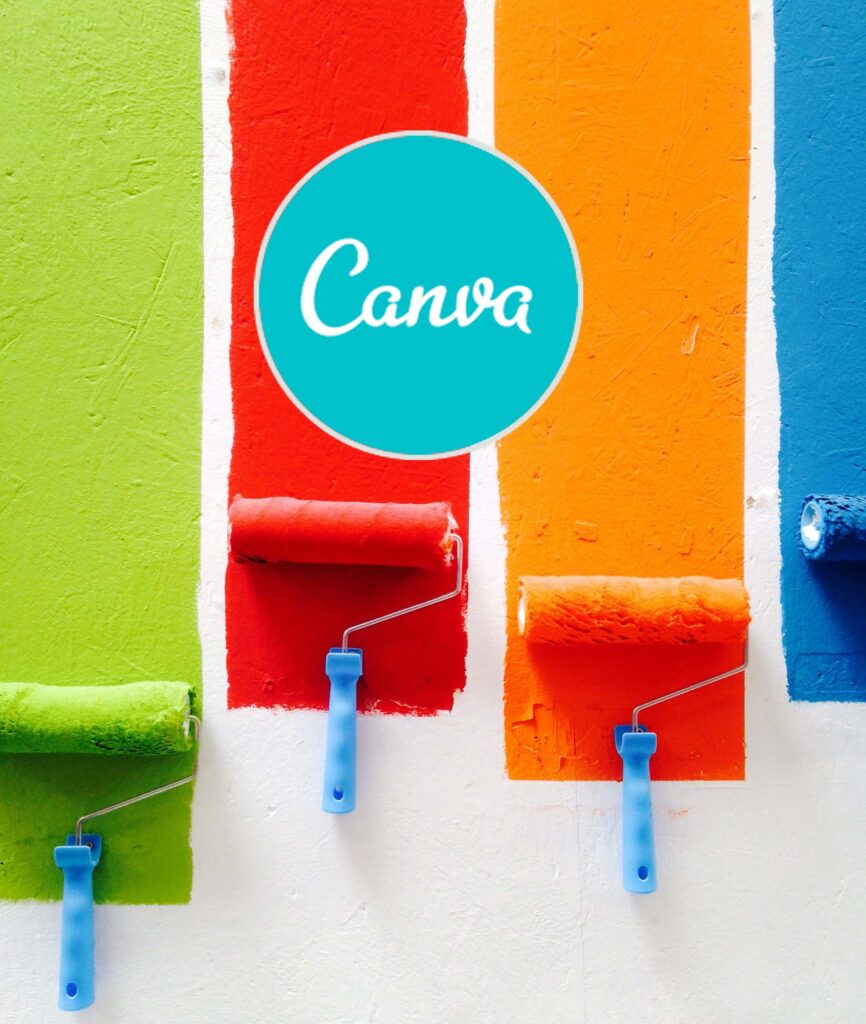 using canva is easy