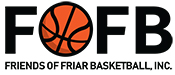 Friends of Friar Basketball Logo