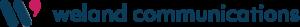 Weland Communications Logo