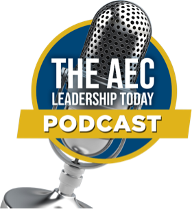 AEC Leadership Today Podcast Logo